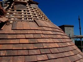 Beaufils patrimoine restauration de patrimoine for Couverture tuiles plates